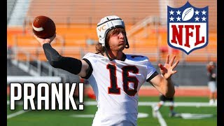 NFL Funniest Pranks || HD