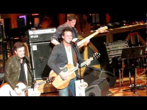 Love And Theft at the Grand Ole Opry