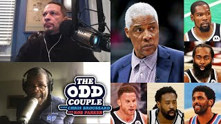 'Dr. J' Julius Erving Says Brooklyn Nets Are Trying to 'Buy a Championship' | THE ODD COUPLE