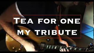 Tea for one (Joe Bonamassa) - Davide Agnello