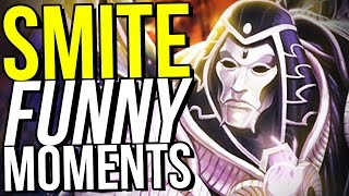 80% CDR ON THANATOS OP! (Smite Funny Moments)