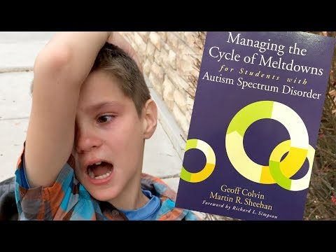 6 Stages Of Autism Meltdowns