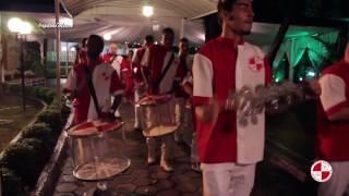 Atração para festa de casamento bateria escola de samba Espaço Villa Borghese