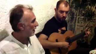 Της Γερακίνας γιός Tis Gerakinas ios zeibekiko - Classical guitar, Violin, Bouzouki - Athens - 2014