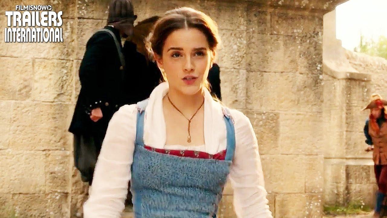 Emma Watson canta em cena inédita de A Bela e a Fera
