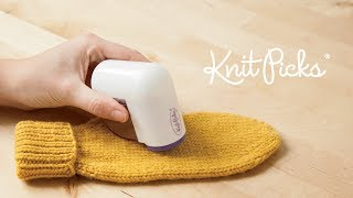 Knit Picks Lint Shaver Product Review