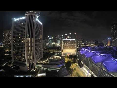 Singapore Time Lapse