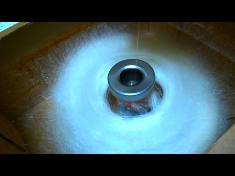 DIY: Cotton Candy Machine HOMEMADE  (How To Make)