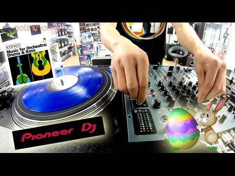 Steve LP | 3 Deck Vinyl Liquid DnB Easter Showcase | Live at Get InThe Mix