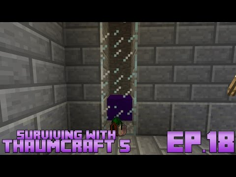 Surviving With Thaumcraft