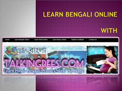 Learn Bengali Sentences Online for Beginners-Tallkingbees - Bengali Podcast