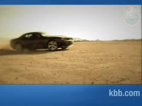 Drifting The 2009 Dodge Challenger In The Desert Kelley Blue Book