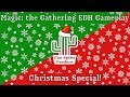 Magic: the Gathering Commander Gameplay | The Spike Feeders 2018 Holiday Special