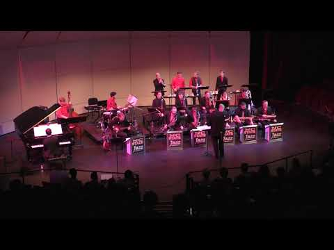 NC State Jazz Ensemble 1: I Get A Kick Out Of You (Fall 2017)