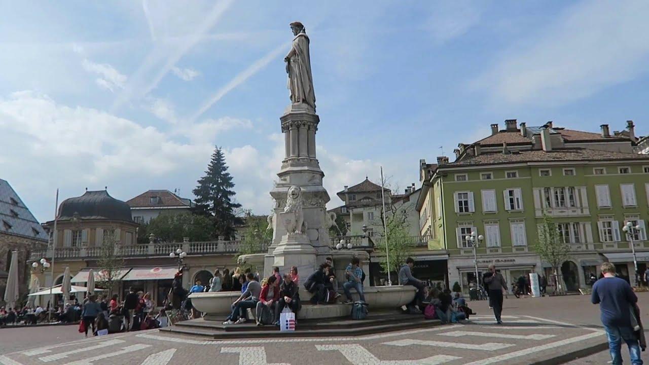 Bolzano, Italy | Bozen - YouTube