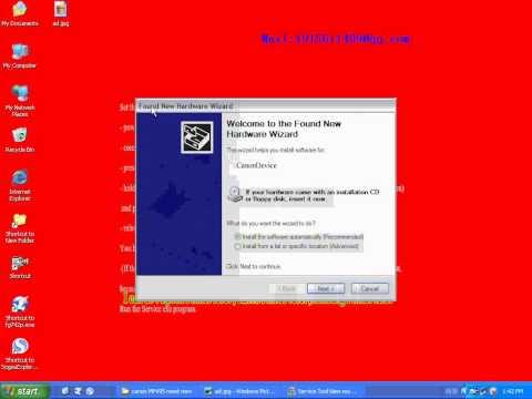 canon mp495 error code