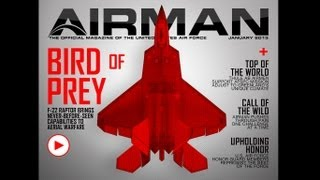 Airman Magazine January 2013 Cover Video Thumbnail