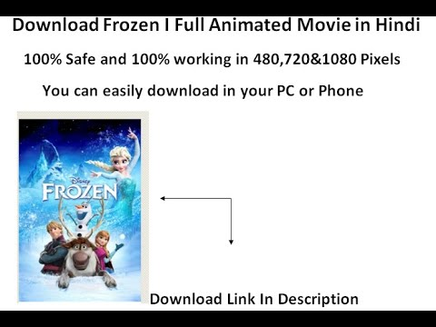 Download Download frozen full movie in Hindi in 480p,720p and 1080p for free 100 % Safe  By-Technical Keeda