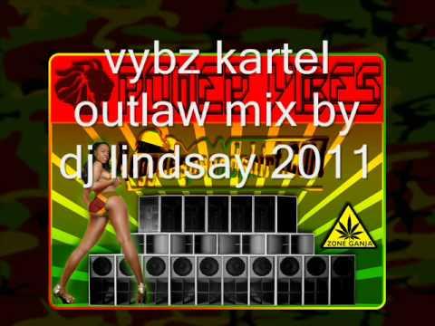 vybz kartel outlaw mix by dj lindsay 2011