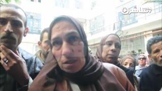 عمال سجاد دمنهور يواصلون اعتصامهم بالإسكندرية: نقص المواد الخام ليس ذنبنا