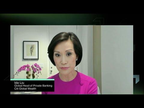 Citi Private Banking Global Head Liu on Market Outlook