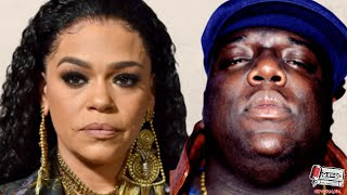 Faith Evans Is FURIOUS Over Lifetime's New Movie About Biggie Smalls!!