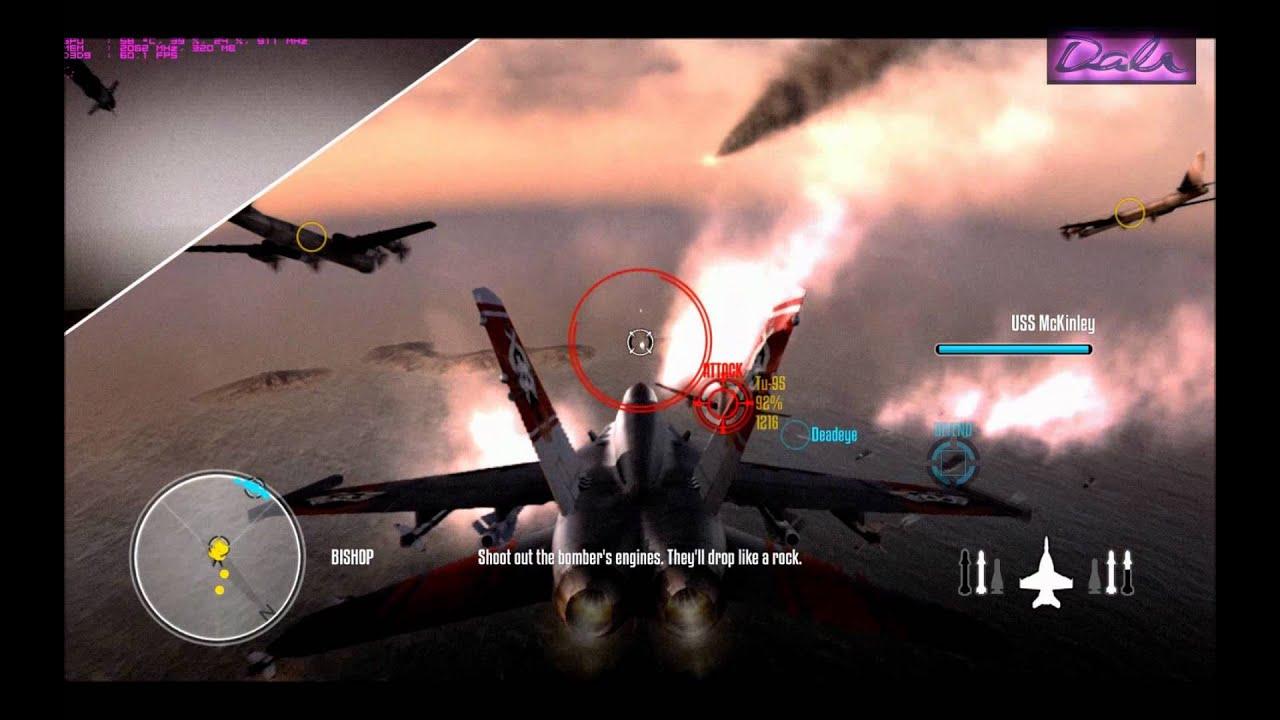 Top Gun Hard Lock Pc Gameplay Hd 1440p Youtube