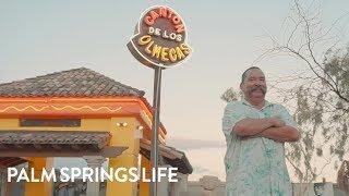 Ruben Gonzalez - Coachella's El Hombre Grande | PALM SPRINGS LIFE