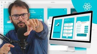 🔥 App de Agendamento para Barbeiros em React Native para iniciantes
