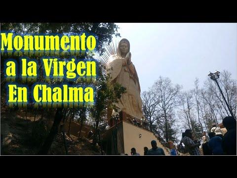El Monumento mas grande a la Virgen de Guadalupe en America