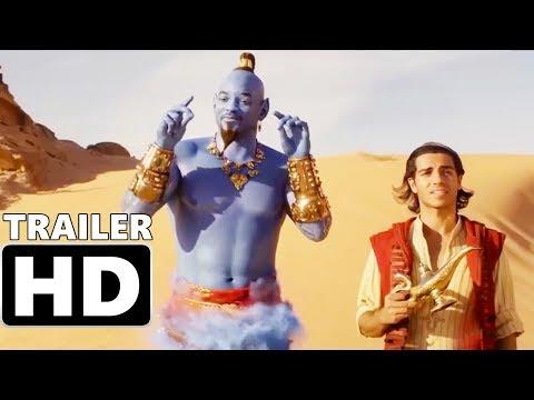 ALADDIN - Official Final Trailer (2019) Will Smith, Billy Magnussen, Adventure Movie