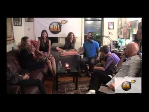 MEREDITH SEIDEL on BOOM DONE LIVE