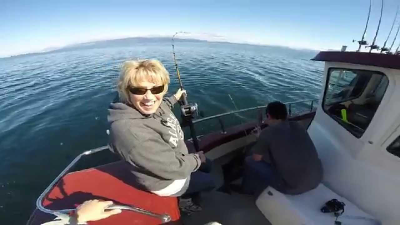 Fishing in juneau alaska youtube for Juneau alaska fishing