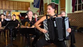 Sydney Balalaika Orchestra Performance Montage 2011