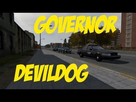 ARMA 2 Island Life - Governor DevilDog