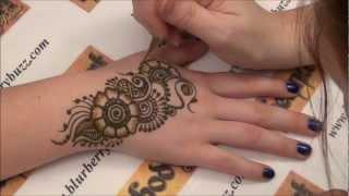 Nice Henna Strip 1.wmv