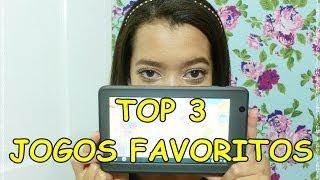 TOP 3   Jogos Preferidos do Momento ♥ Tablet