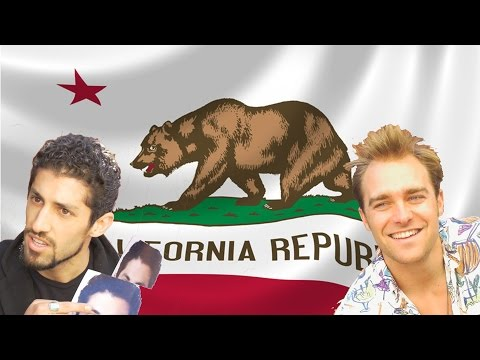 Five Types Of Men You Date In California