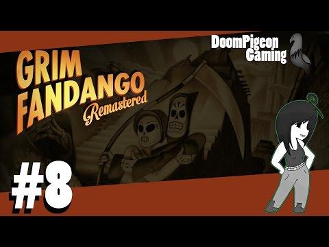 Grim Fandango #8 - The VIP Pass