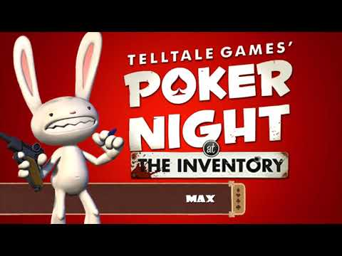 Poker Night At The Inventory Dialogue: Max Conversations