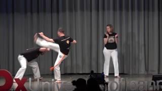 "Capoeira ""way"" | Capoeira Ioannina Companhia Pernas Pro Ar | TEDxUniversityofIoannina"