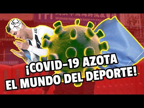 ¡ALERTA! Coronavirus suspende ligas del mundo I Los Pleyers