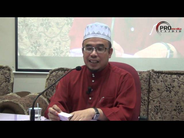 SS. DATO DR. MAZA: Nabi Adam Tawaf Kaabah