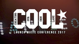 COOL at Launch Music Conference 2017 - The Chameleon Club - Creating Our Own Lane