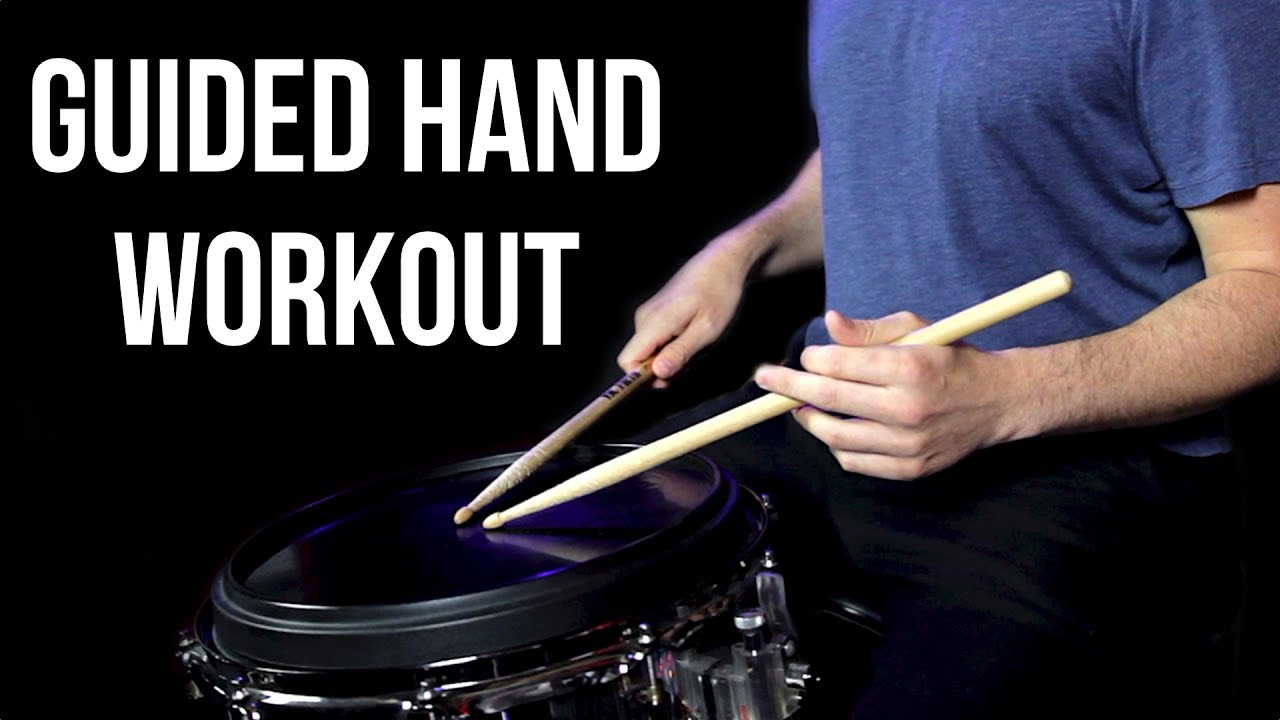 Bateria Musica Porno guided hand workout for drummers   abbdrums - youtube