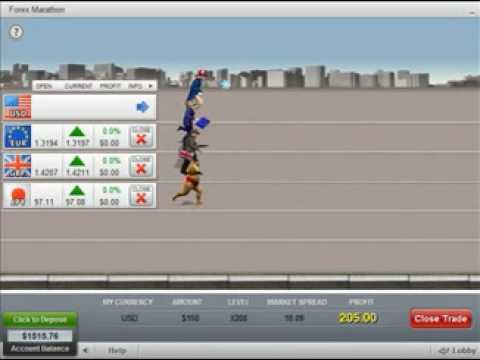 Forex Software :: eToro :: Marathon
