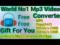 Video mp3 converter apk download  to converter app  how to convert to mp3
