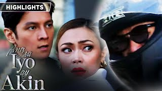 Avel saves Marissa from being shot by a hitman | Ang Sa Iyo Ay Akin