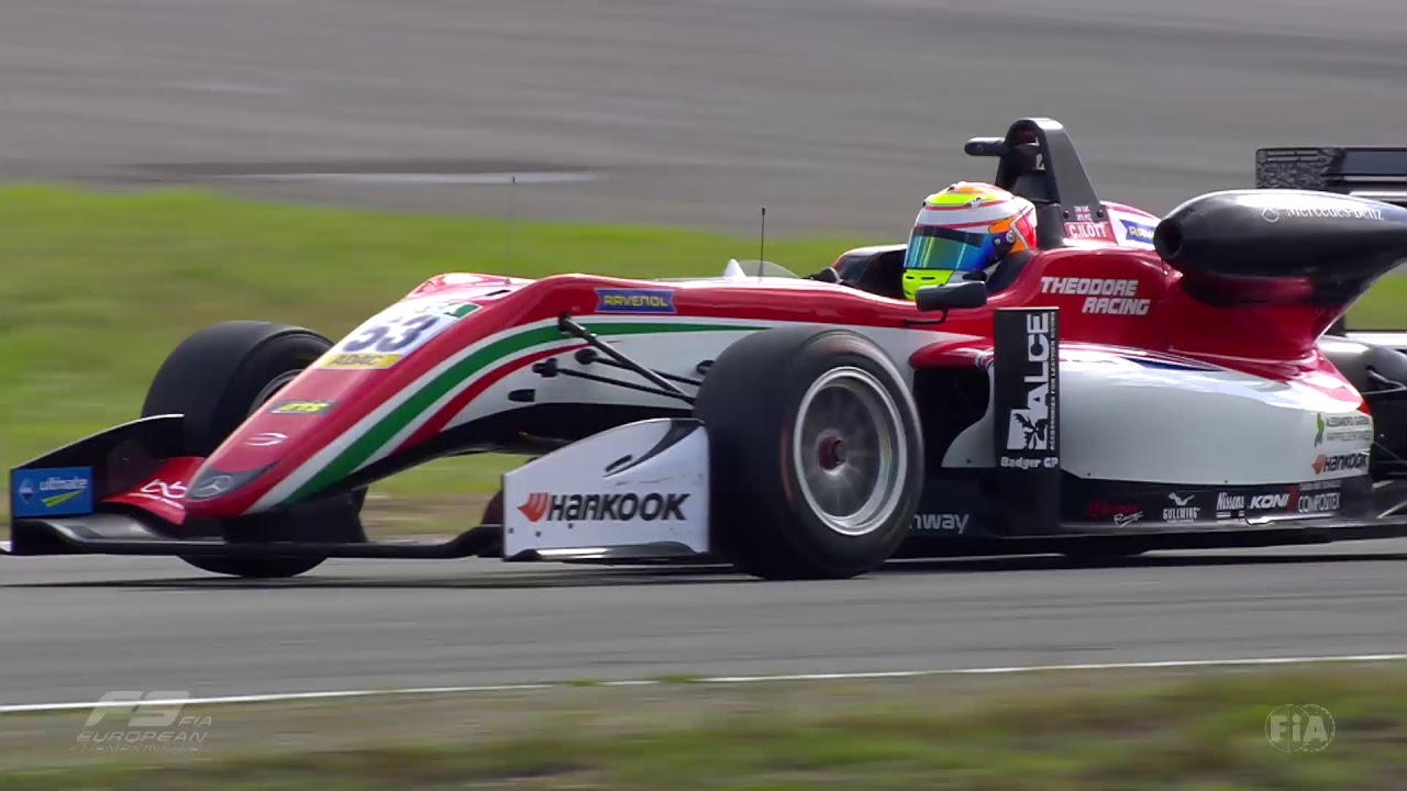 F3 2017 Race Of Zandvoort 1 Highlights Youtube Oppo Citra Land