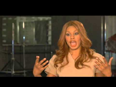 Laverne Cox  Sophia  Interview from Orange Is The New Black